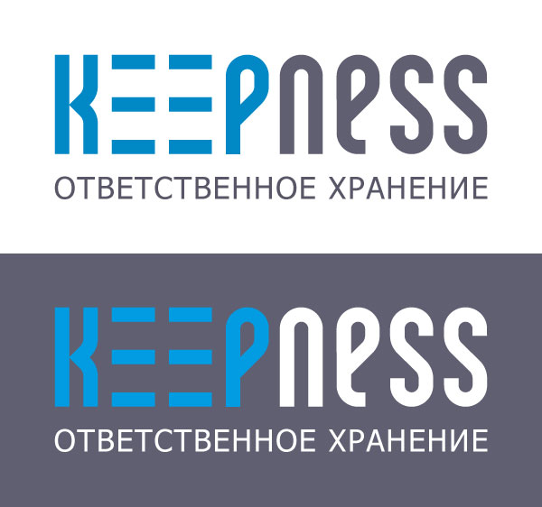 Логотип компании «Keepness» Keepness